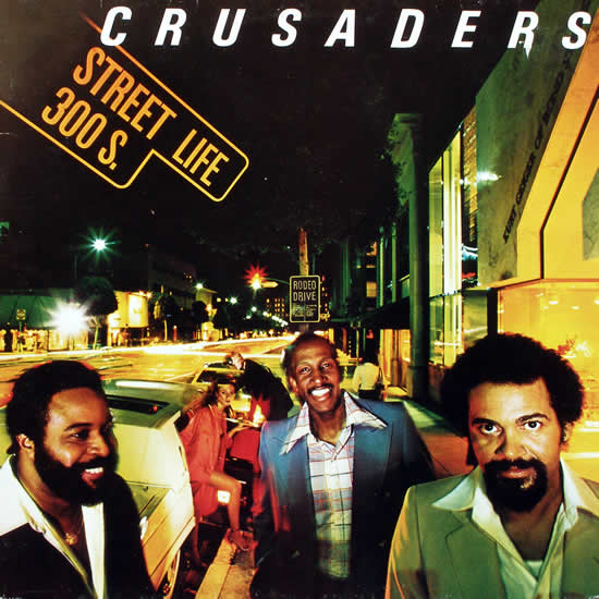 "Crusaders ""Street Life"" Album Cover"