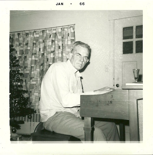 My Grandfather, Walter Stanz