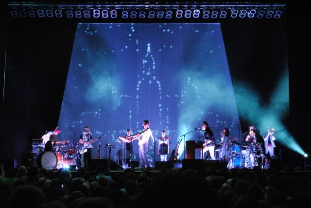 Sufjan Stevens Fall 2010 Tour