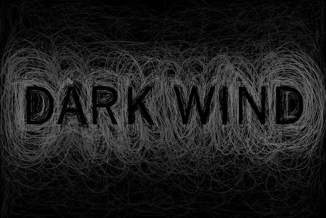 Dark Wind Recital Postcard (2010) designed by Kit French